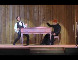 """08.11.2018: Interview zur Produktion """"Vivaldi-die fünfte Jahreszeit"""" mit Christian Kolonovits (Volksoper)"""