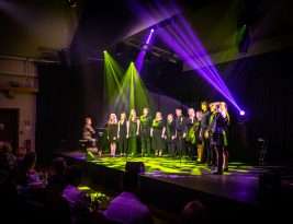 "07.10.2020: ""Musical Unplugged 13"" (Kulturszene Kottingbrunn)"